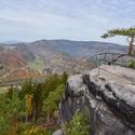 Podzim v Besedických skalách