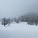 Zima v Českém Švýcarsku