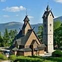 Vikingský kostel Wang