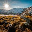 Alpské slunce