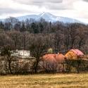 Pohled z mé vesnice