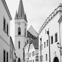 K mikuláškému kostelu - Znojmo