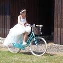 Nevěsta už jedééé