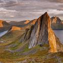Ostrov Senja - Norsko