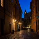 Praha - ulice V Kotcích