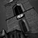 Pod kostelní věží