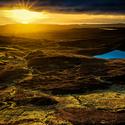 Quairaing sunrise