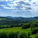 Lužické hory z Tolštejna