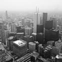 Pohled z CN Tower