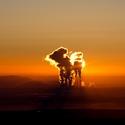Východ slunce u Boleboře