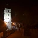 Kostel ve tmě