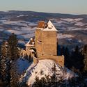 Zimní Kašperk