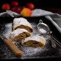 Tažený strůdl, fotka na mém foodblogu Pradobroty