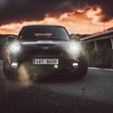 Západ slunce s Mini F56