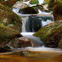 Vodopády, Štolpich
