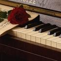Den se v růži skryl......