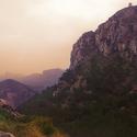 Před bouří pod Talaia d'Albercutx