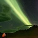 Fotíme auroru