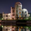 Hirošimský památník míru zvaný také Atomový dóm
