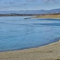 Jezero Milada ještě v ledovém sevření