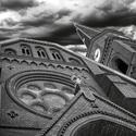 Kostel sv.Pavla apoštola.