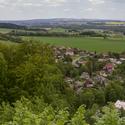 Pohled z Potštejna