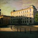 budova UMPRUM Praha