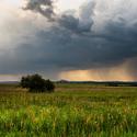 bouřková sezona v plné síle
