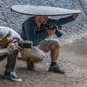 Ani déšť na fotografy neplatí…