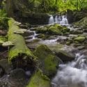 Horní vodopád Satiny