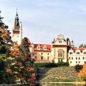 Podzim v Průhonicích