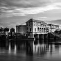 Vodní elektrárna Přelouč
