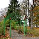 Zámecký park v Žirči