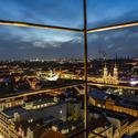 Plzeň z věže