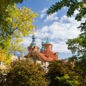 Podzim na Petříně