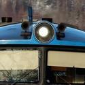 Ranní vlak  číslo 750 702 - 3