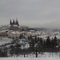 pošmourno v Praze