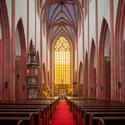 St Elizabeth Church Wroclaw