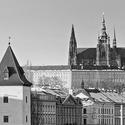 Pražský Hrad z Palackého mostu