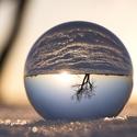 Zima v kouli