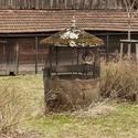 Studna a stodola