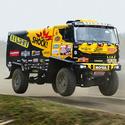 LIAZ a Big Shock Racing