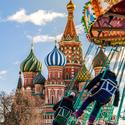 Vánoční trhy v Moskvě