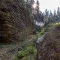 V údolí suché Kamenice