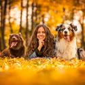 Podzimní CRAZY portrét