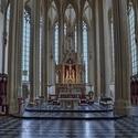Podvečerní sv.Jakub v Brně