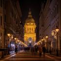 Vianocna Budapest