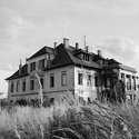 dům duchů...