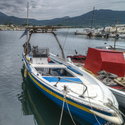 Thassos - Golden Beach - přístav