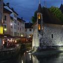 noční Annecy